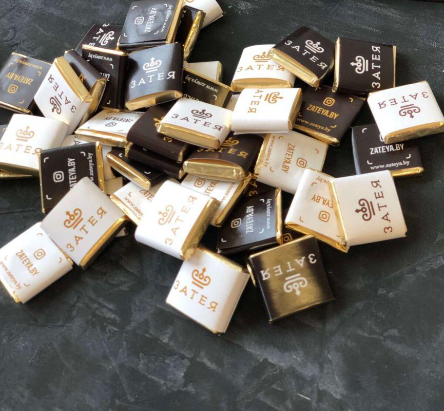 Шоколад россыпью 5 гр